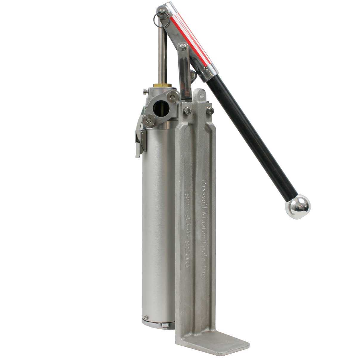 Drywall Mud Roller : Drywall master mud compound loading pump pro contractor